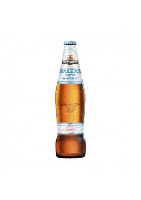 Cerveza de trigo  BALTAS 5.0%alc.0.5L. SVYTURYS 1784