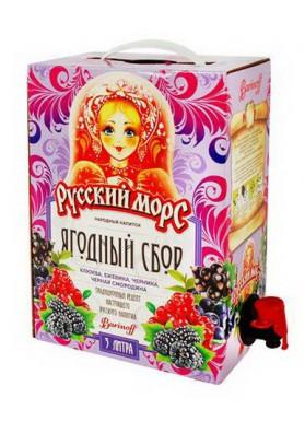 Mors de frutas YAGODNIY SBOR 3L RUSSKIY MORS