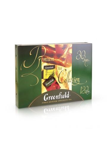 Te GREENFIELD coleccion de sabores PREMIUM TEA 210.4gr.nuevo