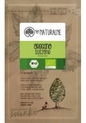 BIO Oregano seco 18x7gr TO NATURALNE
