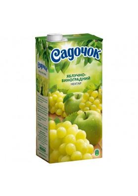 Nectar de manzana y uva 12x0.95L.SADOCHOK nuevo