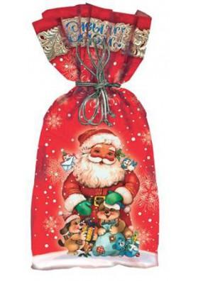 Paquete de regalo de  SANTA CLAUS 20x24gr.ULAN