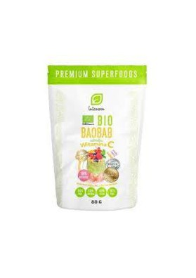 Baobab cocktail BIO 100% Natural 20x80 gr INTENSON