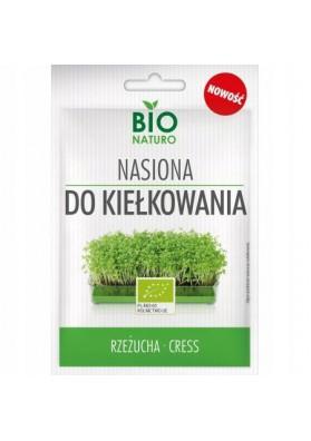 BIO Semillas de berros para germinacion 25gr.PolBioEco