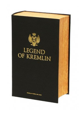 Caja de regalo para vodka LEGEND OF KREMLIN