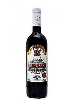 Vino tinto seco  MUKUZANI 13%alk.0.75L