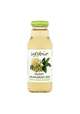 Bebida de flor de sauco NAPOJ-Czarnego Bzu BIO 12x300ml SYMBIO