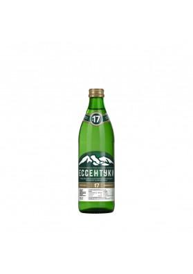 Agua mineral con gas ESSENTUKI Nr.17 0,45L.SALUD MUNDIAL nuevo