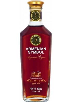 Bandy ARMENIAN SYMBOL 5años 40%alk.0.5L