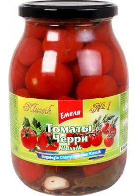 Tomate cherry concervado classik 1000gr EMELYA