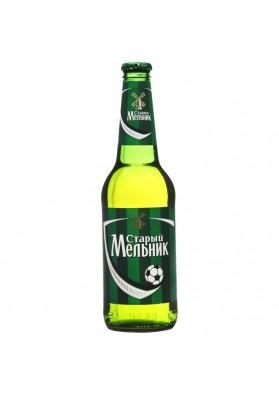 Cerveza Molinero Viejo ligera pasteurizada 4,7%alc.20x0.45L.nuevo
