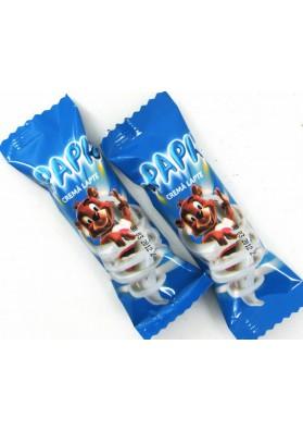 Barita de chocolate con crema de leche y caramelo 24x27.5gr PAPI