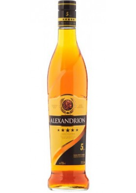 Brandy  ALEXANDRION 40%alk.0.7L