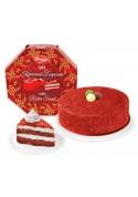 Tarta congelado KRASNYI BARJAT (Terciopelo Rojo)  950gr.FRUSCH