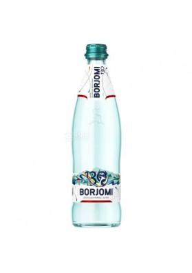 Agua mineral con gas 12x0,5L.BORZHOMI