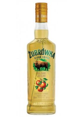 Licor ZUBROWKA (Manzana Del Paraiso) 32%alc.0,5L.BISON GRASS