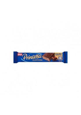 Barritas de chocolate negro PRINCESSA (clasico) 30x41gr.NESTLE