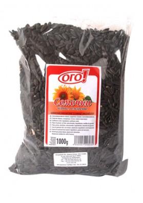 Pipas de girasol crudos 1kg OGO