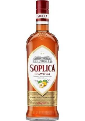Vodka SOPLICA con sabor de membrillo 30%alk  15x500ml