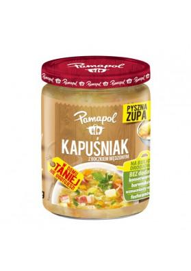 Sopa de repollo con beiconKAPUSNIAK 4x500gr PAMAPOL