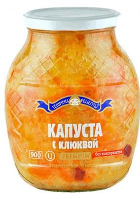 Col fermentada con arandano rojo  PREMIUM 12x840gr TR