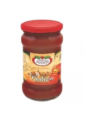 Caldo de tomate BULION DE TOMATE  (concentracion 18º) 320gr.AROVIT