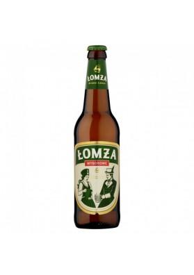 Cerveza ligera WYBOROWE pateurizada 6%alc.0,5L.LOMZA