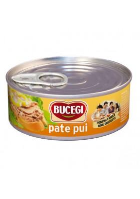 Pate de pollo PATE PUI 120gr.BUCEGI