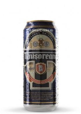 Cerveza TIMISOREANA 5%alc.24x0.5L.lata ROMANIA