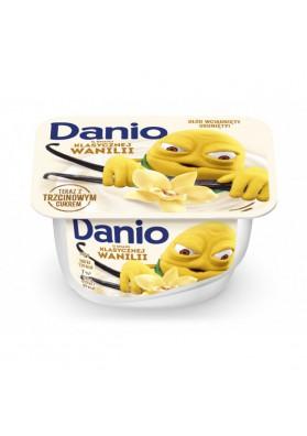 Requeson dulce Danio sabor vanilla 140gr DANONE